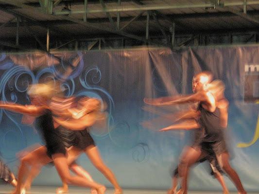 Prove di danza. di sangiopanza