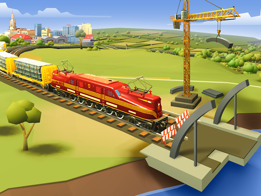 Train Station 2: Rail Tycoon & Strategy Simulator android2mod screenshots 4