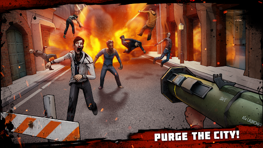 Zombie Conspiracy Shooter Apk Mod Dinheiro Infinito 1