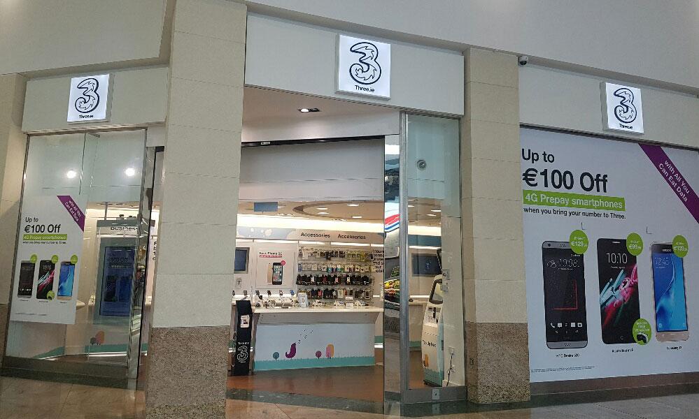 Three Store Dundrum (level 3)