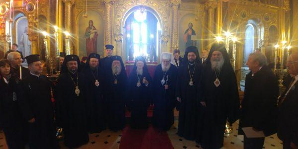 Βουλγαρίας Νεόφυτος και Ερντογάν «παγίδευσαν» Βαρθολομαίο