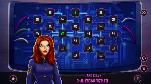 Kosmonavtes: Academy Escape android2mod screenshots 5