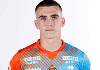 KV Mechelen geeft jeugdproduct - dat aansluit bij de A-kern - eerste profcontract