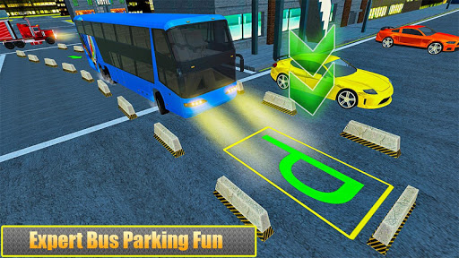 Modern Bus : Drive Parking 3D 2.0 screenshots 2
