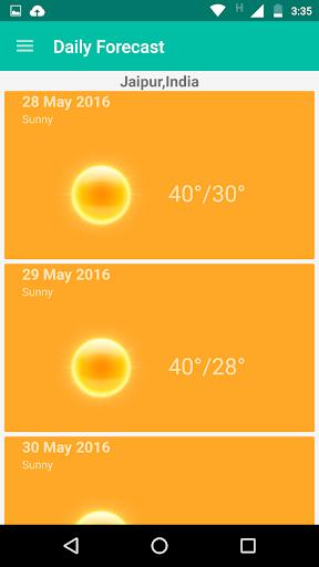 免費下載天氣APP|Weather Forecast app開箱文|APP開箱王