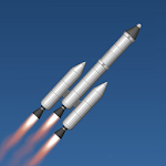 Spaceflight Simulator Icon