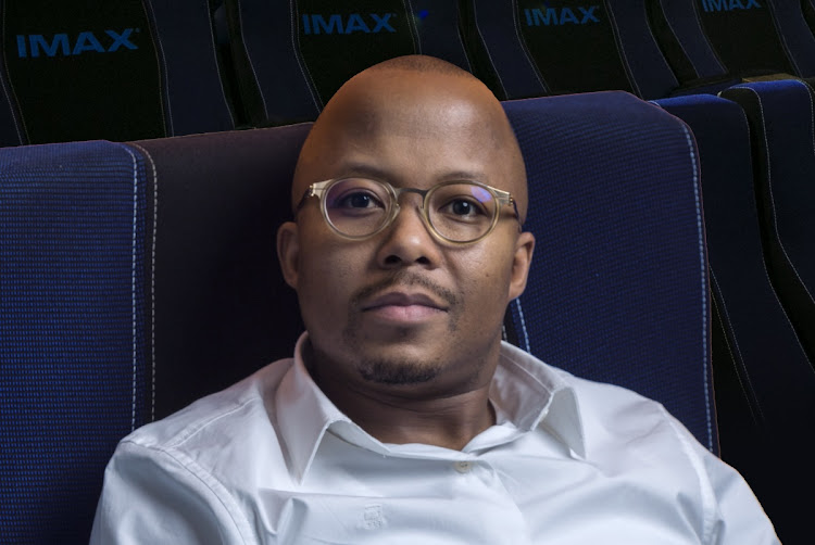 Motheo Matsau: Cinema owners have to work on enhancing the movie experience. Picture: SUPPLIED
