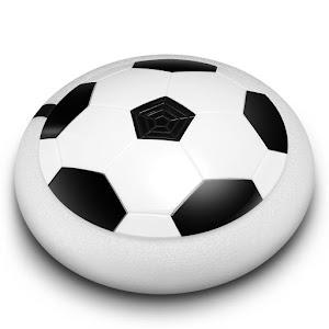 Minge disc fotbal cu aer si lumini oferta reducere 3
