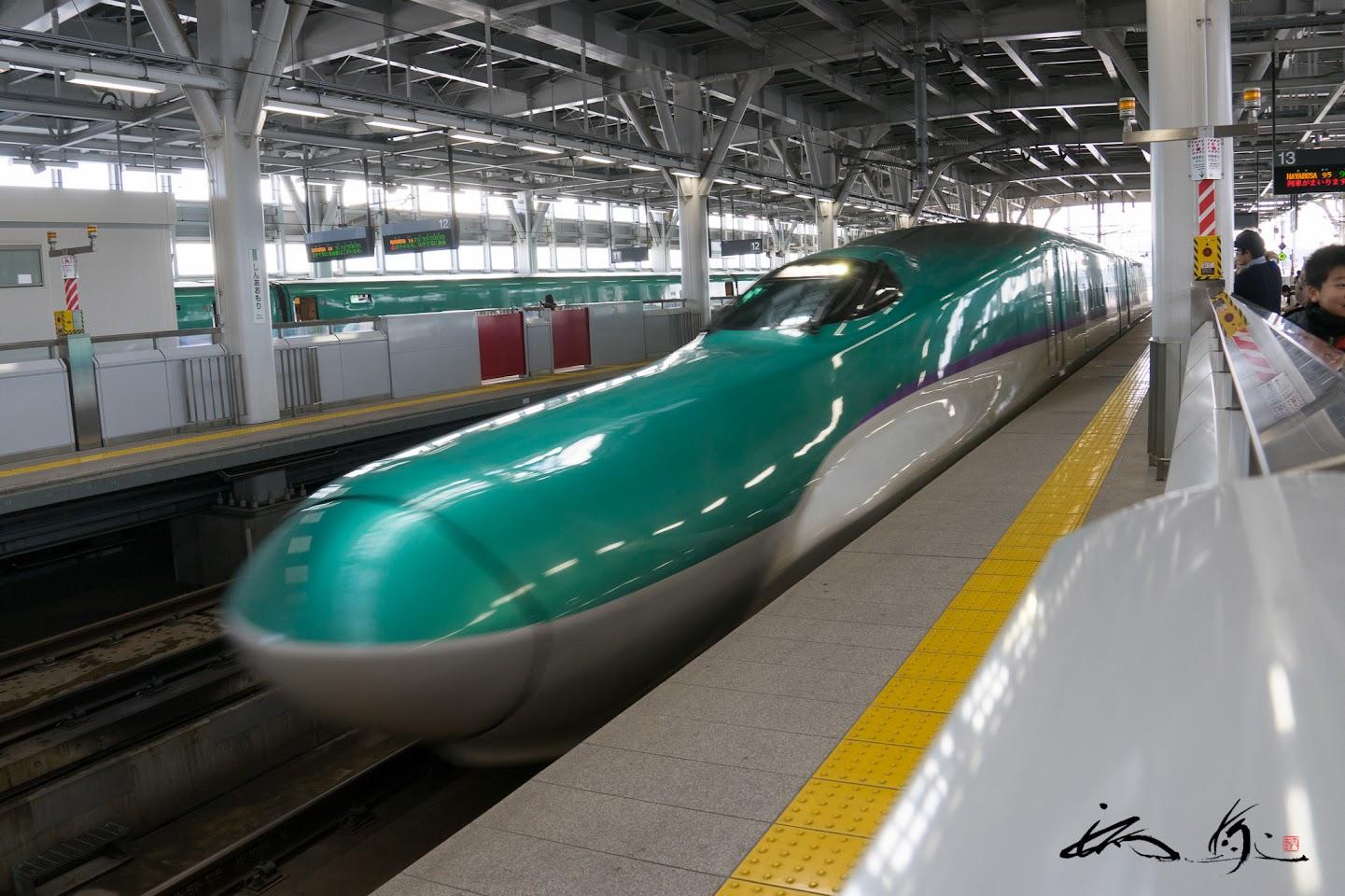 北海道新幹線はやぶさ95号