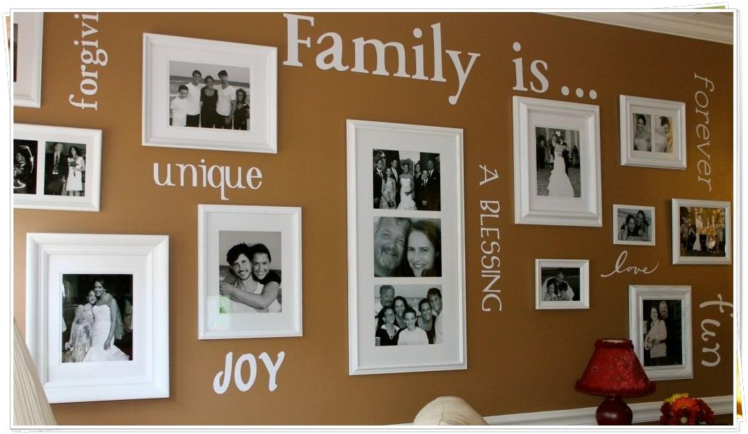 Family Wall Decor Diy : Diy awesome family wall decor android apps on google play