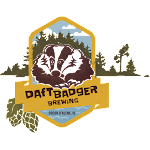 Logo of Daft Badger Blood Orange IPA