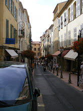 Photo: And a final look down an Old Town street, completing the busiest day (by number of stops) of our two week stay.