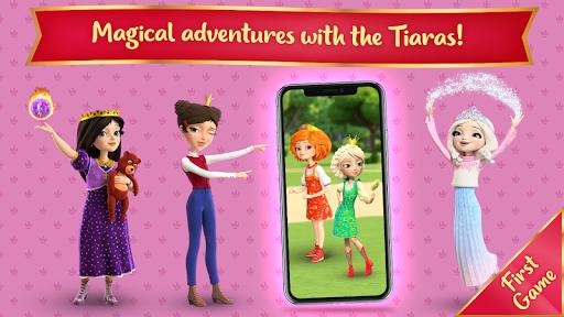Little Tiaras: Magical Tales! Good Games for Girls 1.0.0 screenshots 1
