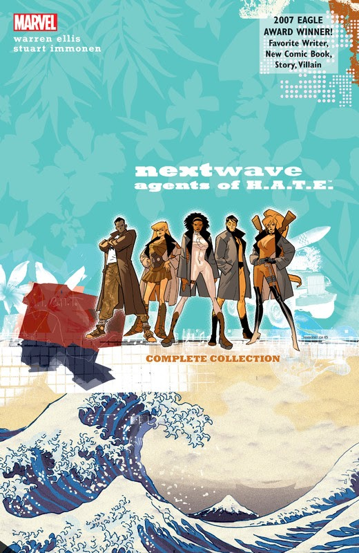 Nextwave: Agents of H.A.T.E. Complete Collection (2019)