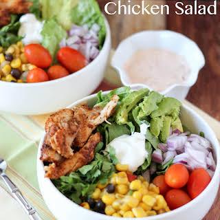 Tex-Mex Chicken Salad.