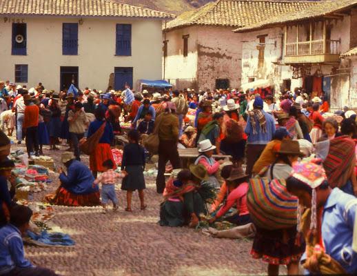 Il mercato di Pisac di luiker