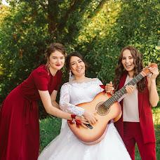 Wedding photographer Olga Nikolaeva (avrelkina). Photo of 01.08.2018
