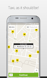 Taxibeat Free taxi app- screenshot thumbnail