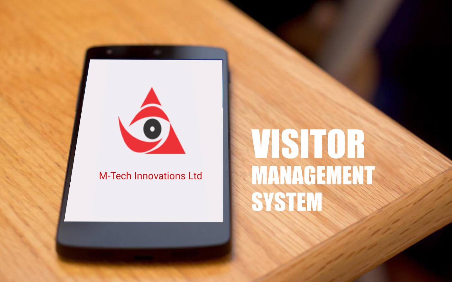 Visitor Management System- screenshot