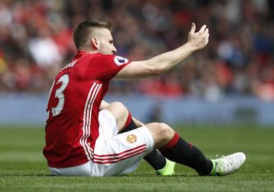Luke Shaw, en manque de temps de jeu, pourrait quitter Manchester United, Newcastle intéressé