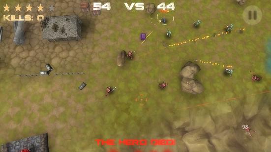 Emancy: Borderline War- screenshot thumbnail
