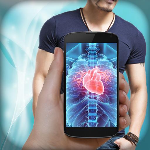 X-ray Body Scanner Simulator (app)