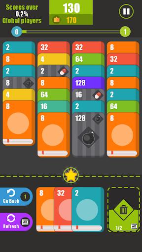 2048 Brick 1.0.2 screenshots 4