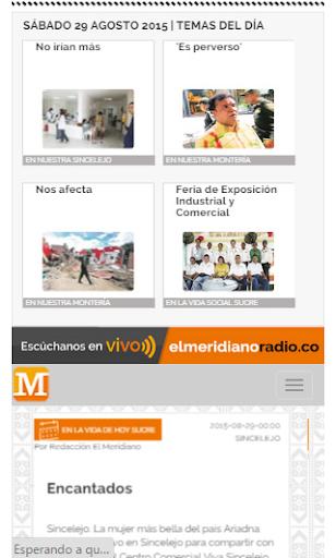 Periódico El Meridiano