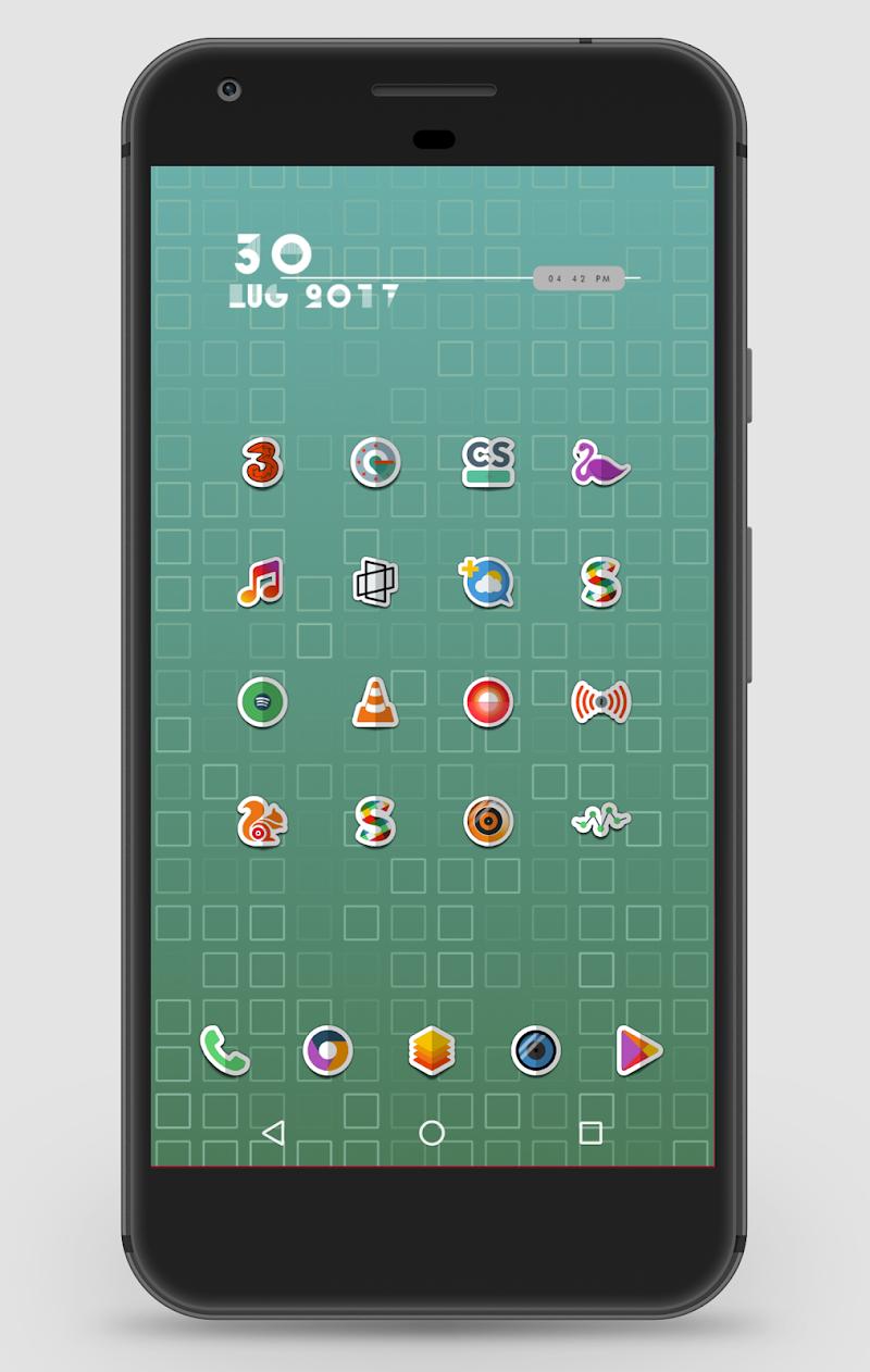 Vinilo IconPack Screenshot 7