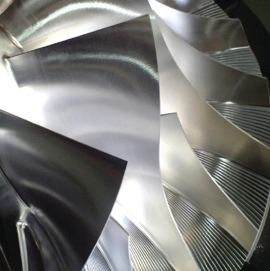Обработка боковой поверхностью (Swarf milling) c боковым поднутрением инструмента
