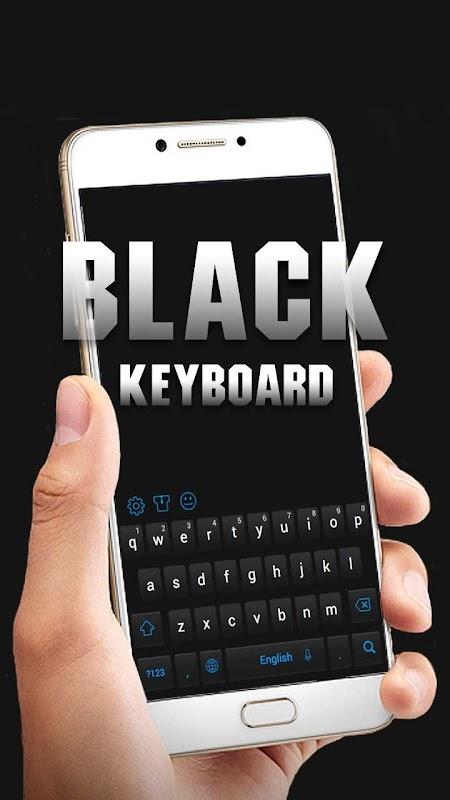 Black Keyboard screenshots