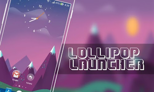 Minfivezz Lollipop 5 Launcher 1 0 3 + (AdFree) APK for Android