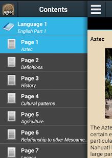 History of the Aztecs - náhled