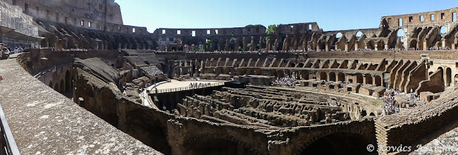 Photo: Colosseum bent 1