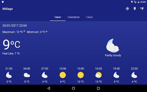 Meteo 2.0.8 screenshots 14