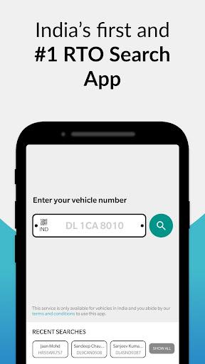 RTO Vehicle Information 4.3.6 screenshots 1