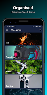 All In One Wallpapers – Dope, AMOLED – No Ads v2.2 Patched Latest APK Free Download 2