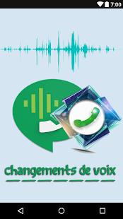 برنامج تغير الصوت اثناء المكالمة - náhled