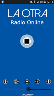 La Otra Radio Online- screenshot thumbnail