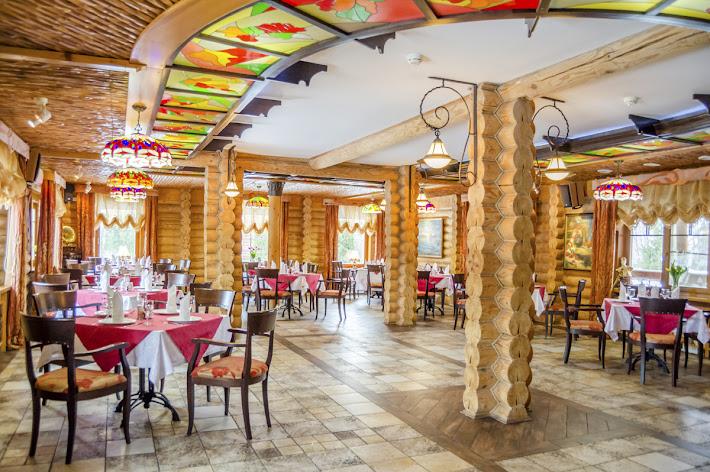 Фото №1 зала Зал ресторана