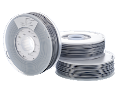 Ultimaker Silver ABS Filament - 2.85mm (0.75kg)