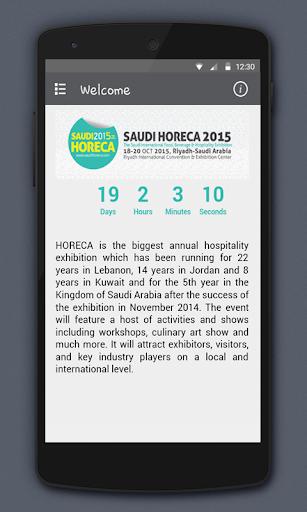 Saudi Horeca 2015