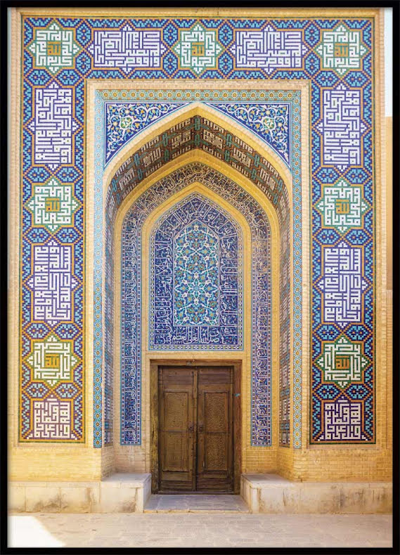 Big Door, Poster