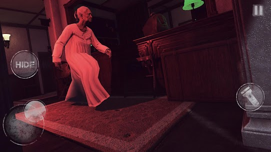 Granny Ghost : Scary Horror Game 8