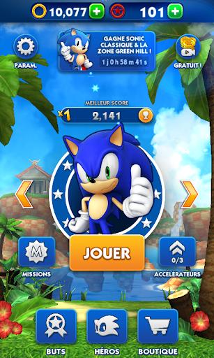 Sonic Dash  captures d'écran 5