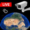 Earth Live Cam - Public Webcams Online icon