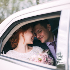 Wedding photographer Natalya Milova (milovanata). Photo of 28.11.2017