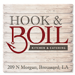 Logo for Hook and Boil