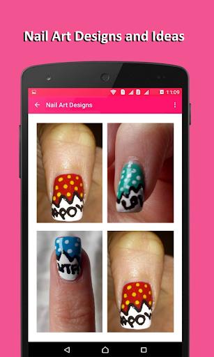 Nail Art Design Gallery 1.0.3 screenshots 2
