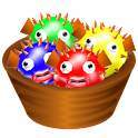 Bubble Shooter: Puffers icon